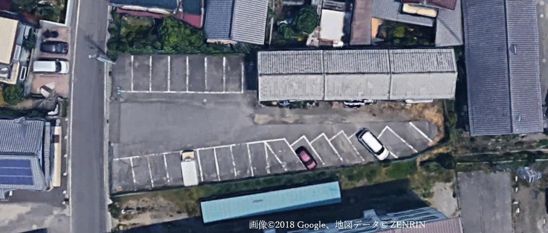松本の不動産 北平駐車場1