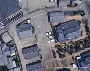 松本の井口不動産 山崎第二駐車場1