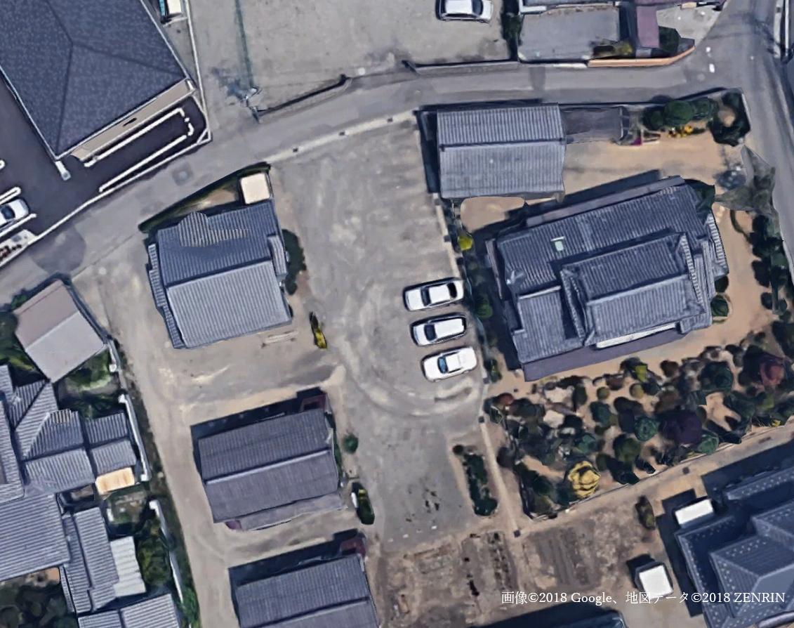 松本の不動産 山崎第二駐車場1