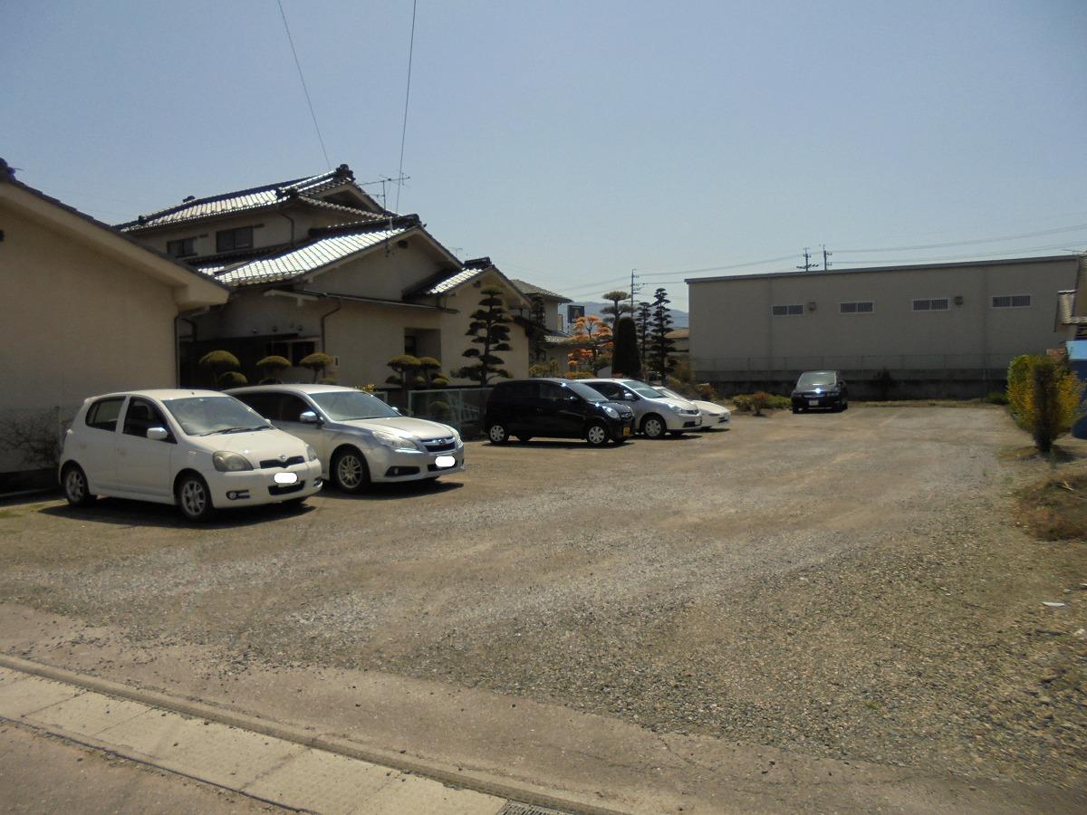 松本の不動産 山崎第二駐車場0