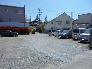 松本の井口不動産 山崎第一駐車場1