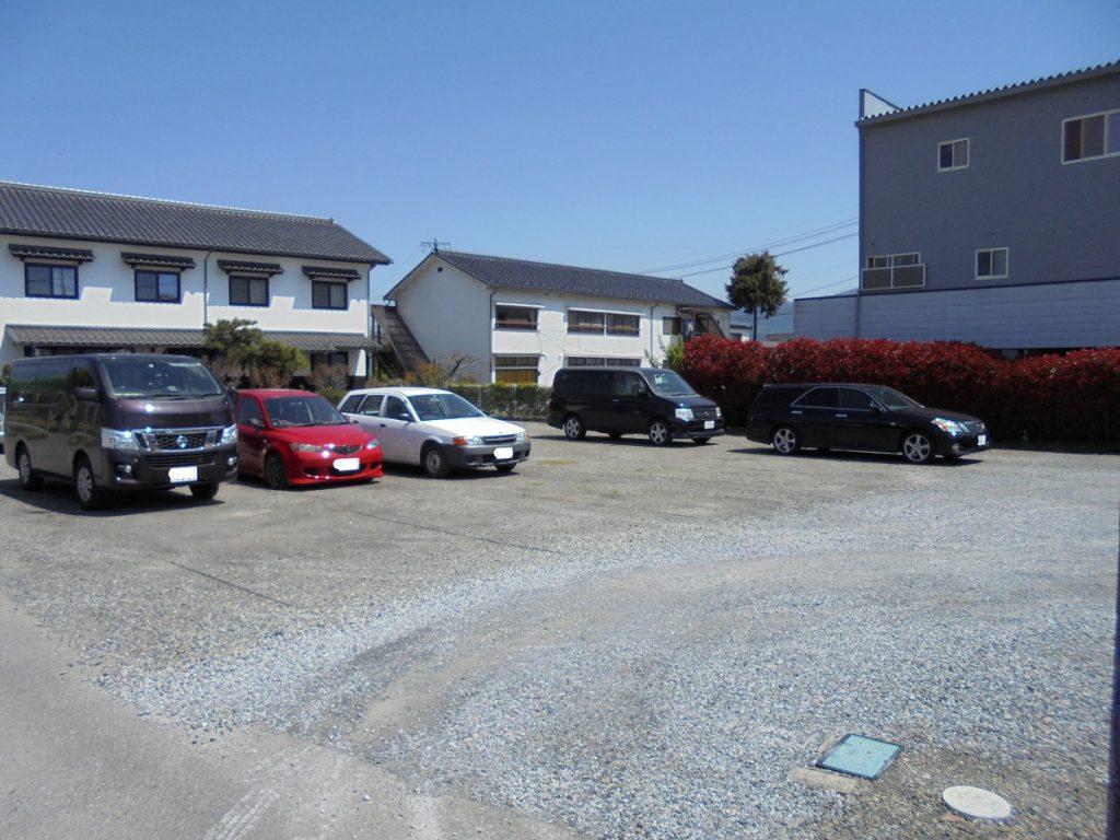 松本 不動産 山崎第一駐車場