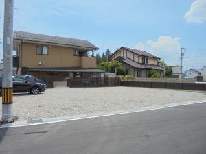 松本の井口不動産 両角駐車場1