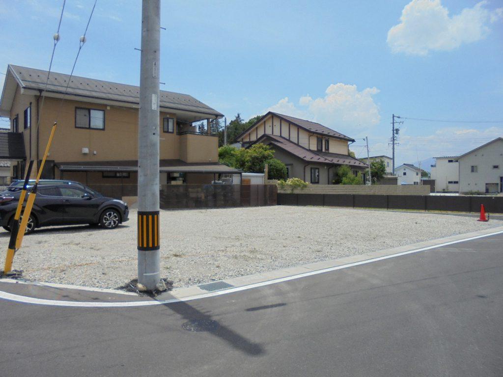 松本 不動産 両角駐車場